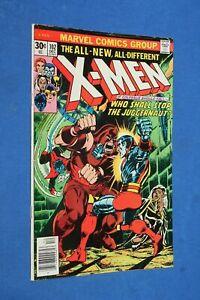 Uncanny-X-Men-102-VG-4-5-Juggernaut-Wolverine-Storm