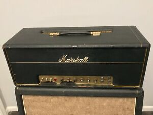 1968-Marshall-Major-Plexi-200-Watt-KT88-Genelec-Vintage-Tubes-Killer