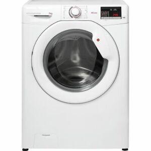 Hoover HSX4 1272D3/1-S Waschmaschine Link X-Care Freistehend Weiß Neu