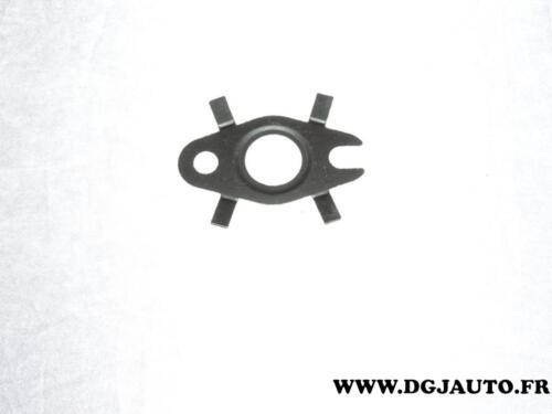 Joint durite huile lubrification turbo 71749185 pour alfa romeo giulietta mito