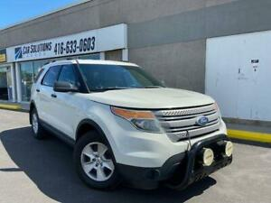 2011 Ford Explorer 4WD