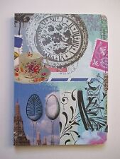 f TUK TUK travel b NOTEBOOK Journal blank travel diary book 80 pg Roger la Borde