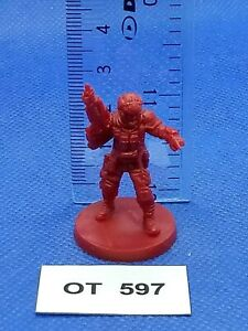 RPG-Rol-Futuristic-CI-FI-Mantic-Star-Saga-Minion-Corporation-Marine-OT597
