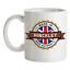 Made-in-Hinckley-Mug-Te-Caffe-Citta-Citta-Luogo-Casa miniatura 1
