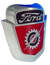1953 1954 1955 1956 Ford Pickup Truck Front Hood Emblem. NEW. Shield/Badge