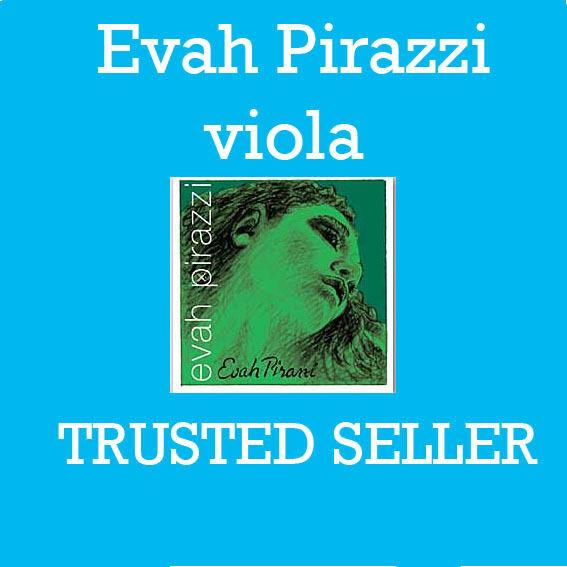Evah Pirazzi lila String Set 4 4 Medium Guage