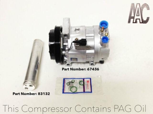 A//C Compressor Clutch 67436 fits 2003-2008 Infiniti FX35 2003-2006 G35 Reman