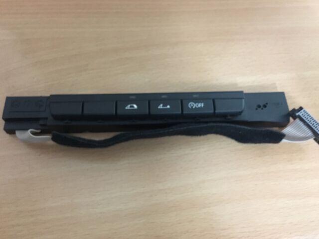 BMW E88 E93 Centro de conmutación Interruptor Cabrio 9181256