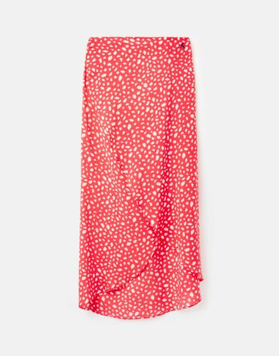 Pink Leopard Joules Womens Scarlett Sarong