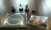 Star Wars Trivial Pursuit Saga Edition Dvd Game Set Replacement Parts
