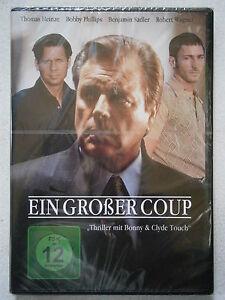 """DVD """"Ein Großer Coup"""" m. Robert Wagner, Th. Heinze NEU original verschweißt!!! - Erlangen, Deutschland - DVD """"Ein Großer Coup"""" m. Robert Wagner, Th. Heinze NEU original verschweißt!!! - Erlangen, Deutschland"""