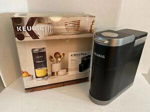 Keurig, K-Mini Plus, Single Serve K-Cup Coffee Maker ...