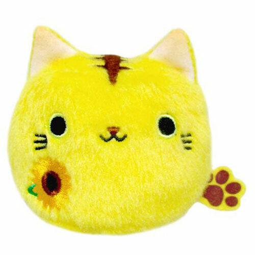 Tora Neko Dango Cat Mochi Plush Hydrangea Plush Toy