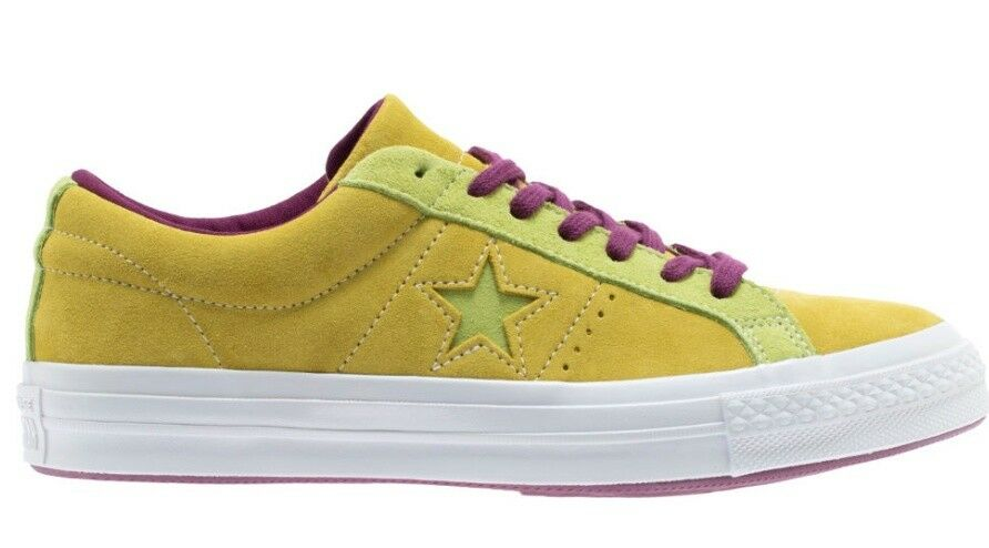 VINTAGE CONVERSE ONE STAR LEATHER NEW SNEAKERS 161616C