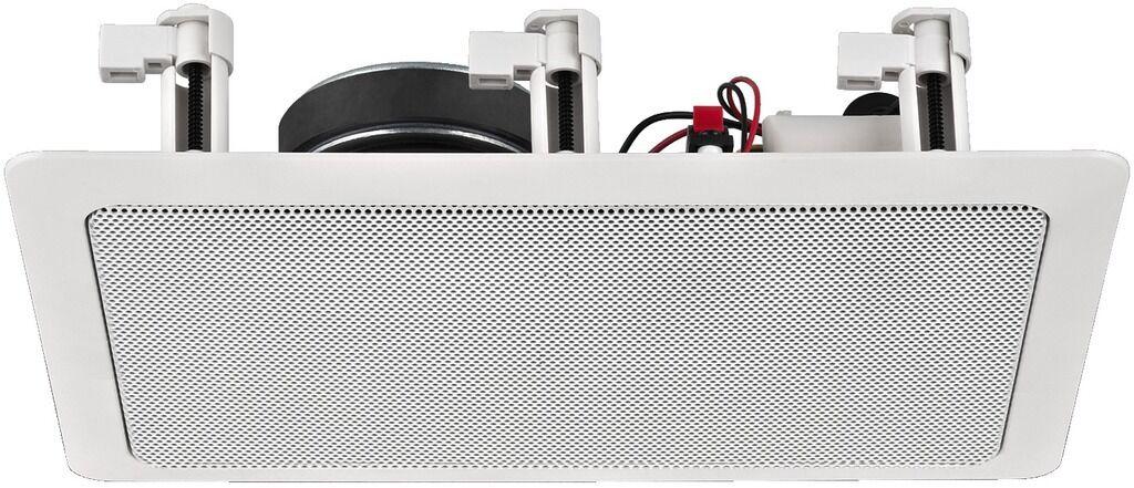 Monacor SPE-17 / Ws Hi-fi-Wand- And Ceiling Speaker 8 Ohm, 2 Channel