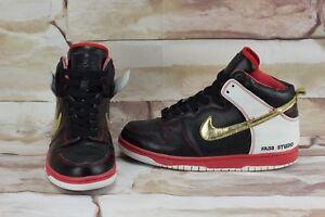 purchase cheap 04a9e 09946 La foto se está cargando Raro-2008-Nike-Dunk-Alta-Premium-034-FA08-