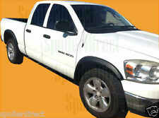 New 2002 2008 Dodge Ram 1500 Ram 2500 Ram 3500 Fender Flares Frt Amp Rear Fits More Than One Vehicle