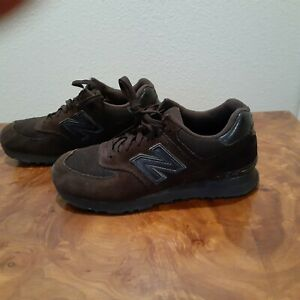 Details about New Balance 574 Women's Running Shoes. Size 71/2 B. Chocolate Brown Color.