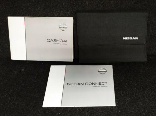 Genuine NISSAN QASHQAI manuel Manuel Portefeuille 2013-2017 Pack L-895