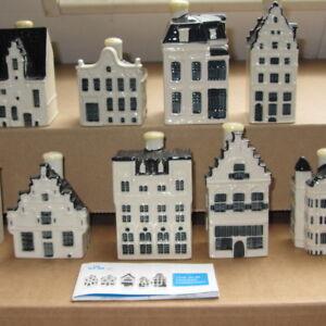 KLM-BOLS-DELFT-blue-miniature-HOUSE-choice-90-99