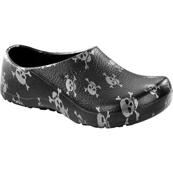 Birkenstock Profi Birki Clogs Schuhe schwarz 074081 Pantolette Professional Birkis