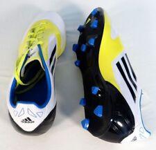 Adidas F10 TRX FG Yellow White   Black Soccer Cleats Mi Coach Men Size 11.5  NEW d7e83eb628f64