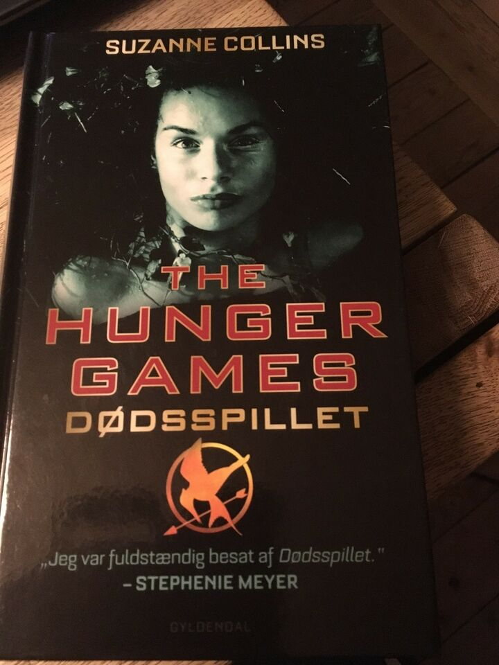 The Hunger games - Dødsspillet, Suzanne Collins, genre: