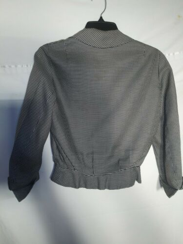 Details about  /Edward Barry by Miller-Cupaioli cropped jacket vintage 40/'s or 50/'s? inc