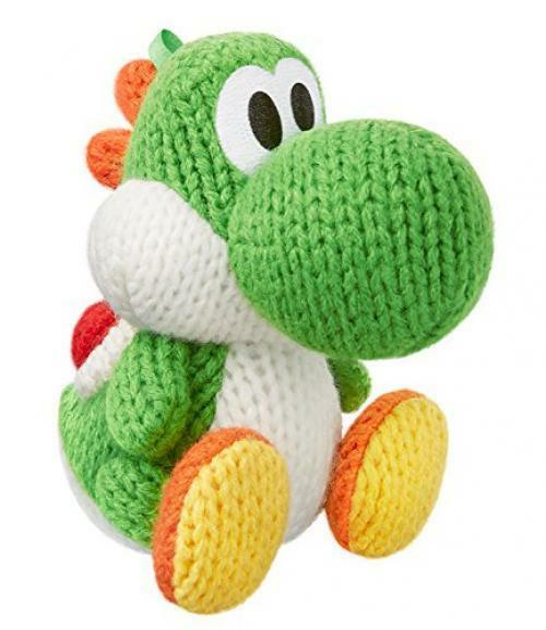 Super Mario Yoshi green Yoshi wool World Series Japan