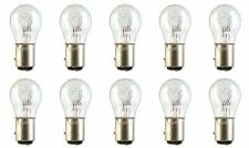 10x 2057 Bright Light Bulbs Tail Brake Backup Reverse S8 Signal Lamp Turn Signal