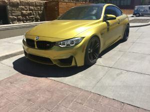2015 BMW M4 6 Speed Manual -  (Pending Sale)