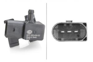 Sensor Abgasdruck für Gemischaufbereitung HELLA 6PP 009 409-021