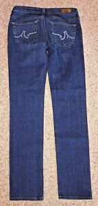 AG-Adriano-Goldschmied-Womens-Jeans-THE-STILT-Cigarette-Skinny-Leg-Sz-26R-X-30-5