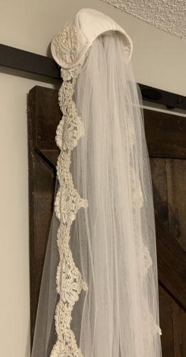 Vintage Retro Wedding Veil 50s/60s/70s