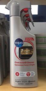 Pulisci-Cura-Forno-Griglie-E-Vetro-Sgrassante-Spray-Professionale-Wpro-Whirlpool