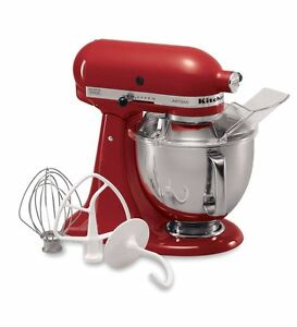 220-Volt-KitchenAid-5Qt-4-7-Liters-Artisan-Stand-Mixer-KSM150-For-Oversease-Use