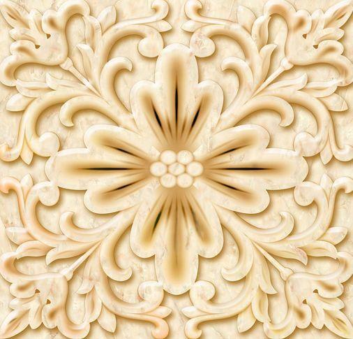 3D Fleurs 082 Fond d'écran étage Peint en Autocollant Murale Plafond Chambre Art