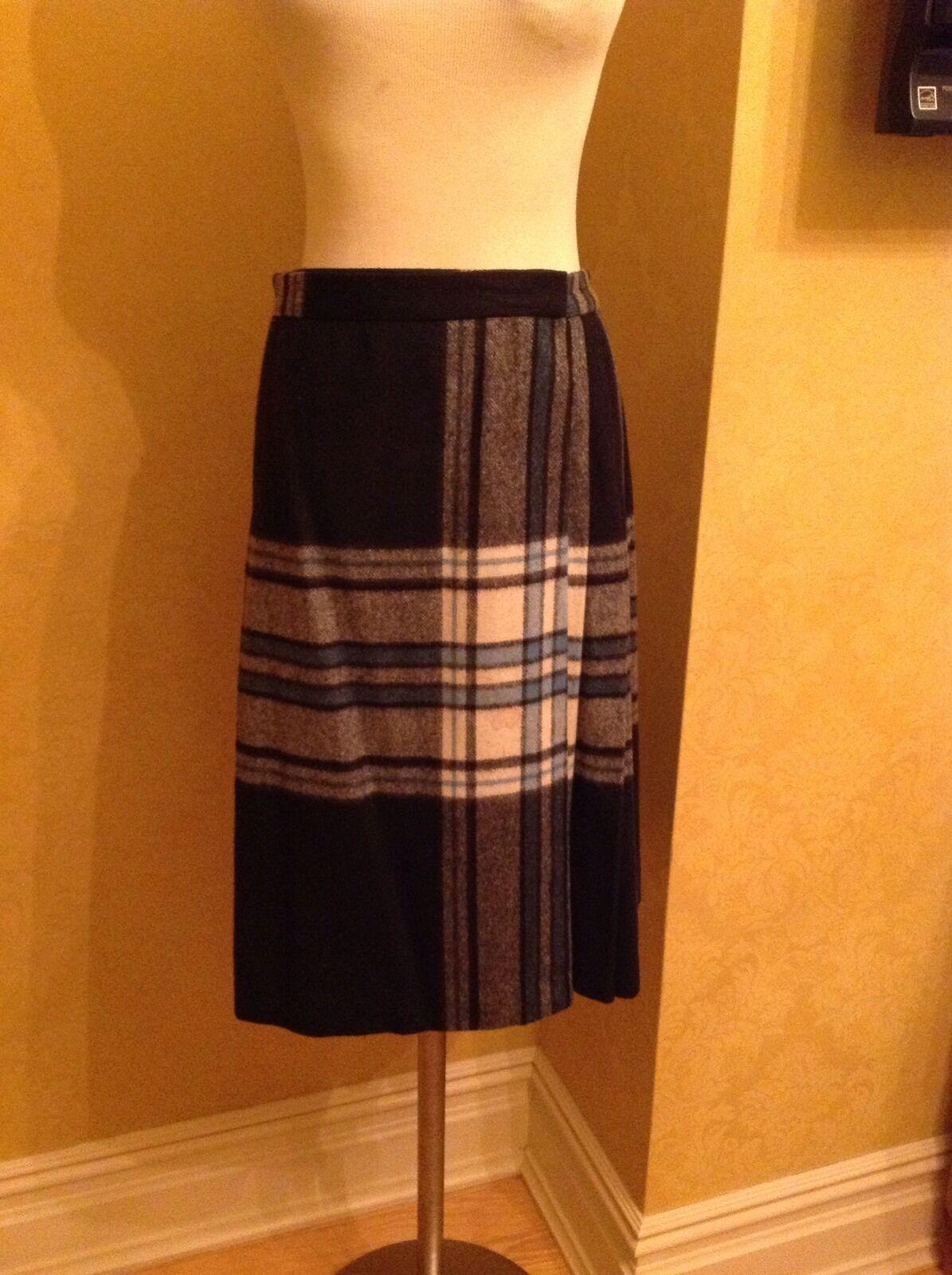 Les Copeins Pleated Skirt Sz 42