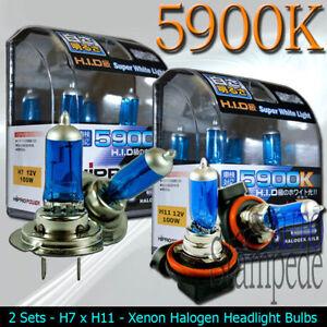 2013 Ford Escape Value >> XENON HID HALOGEN HEADLIGHT BULBS 2007-2010 2011 2012 GMC ...