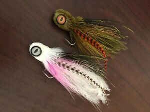 Large Fly Fishing Streamers