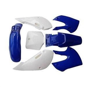 BLUE-PLASTICS-kit-KLX110-125-140-150-160-200CC-DIRT-THUMPSTAR-Atomik
