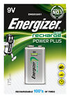 Energizer 175 mAh NiMH Rechargeable 9V Battery - 1 Pack