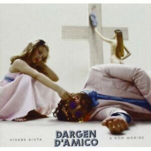 Dargen d'Amico - Vivere Aiuta a Non Morire [New CD]