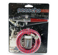 Paasche H-card Airbrush Basic Set Size 3 on sale