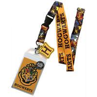 Harry Potter Hogwarts H Lanyard