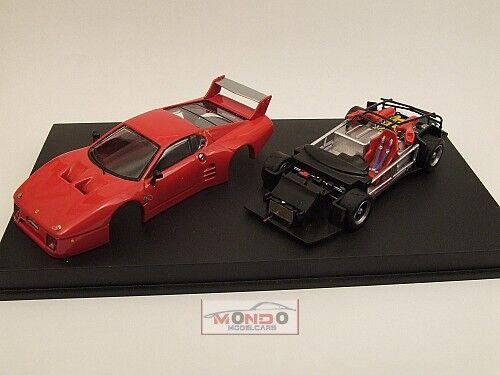 alta calidad Ferrari 512 Bb Le Mans 2Ø Serie Serie Serie Best 1 43 Be9389D Modellino Auto Diecast  tienda en linea