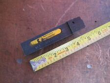 1 Qty Kennametal Nsl 163c 1 X 1 Lathe Cut Off Grooving Top Notch Tool Holder
