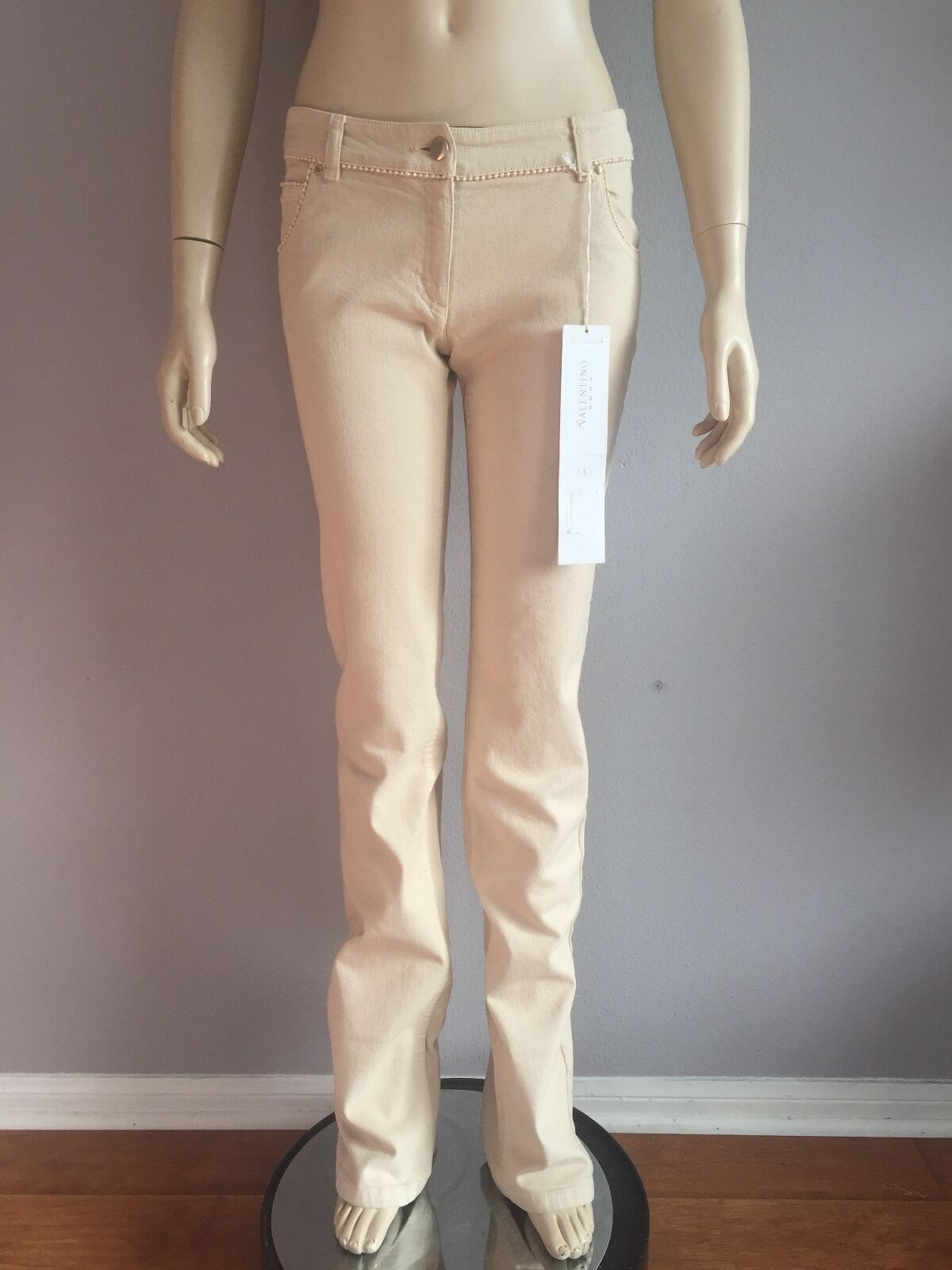 NWT AUTHENTIC Valentino ROMA Pants Made in  Size 40 4