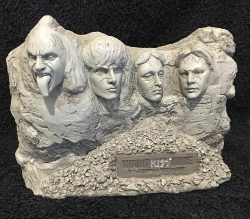 Kiss Mini Mount Kissmore Comic-Con Exclusive Limited to 500 units ever made