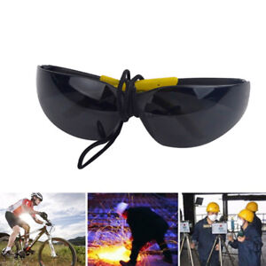 570cc9a56a6 Image is loading Safety-Welding-Cycling-Riding-Driving-Glasses-Outdoor- Sports-